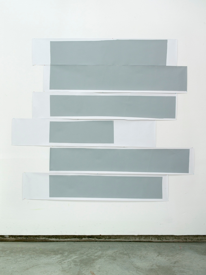 12 - Marta Sampaio Soares 61 x 80,7 in (155 x 205 cm) Grey