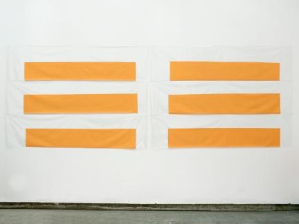 6 - Marta Sampaio Soares (112,2 x 51,2 in) Yellow