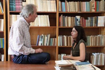 Marta Sampaio Soares e José Sousa Machado