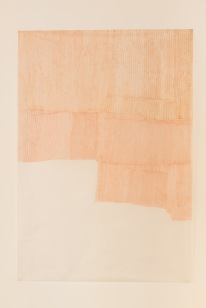 Pen on tracing paper | 158,5 x 110 cm